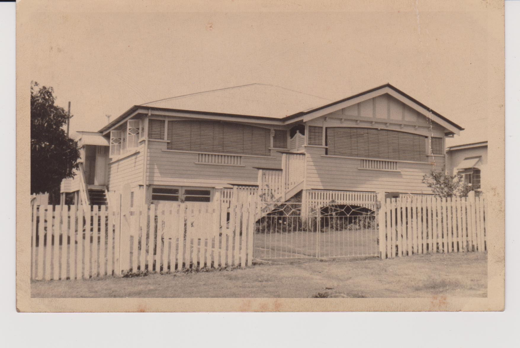 Heaton family Home Spring St East Ipswich